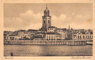 Ansichtkaart Deventer Gezicht op Deventer 1937 HC16781