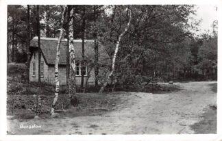 Ansichtkaart Grolloo Drenthe Bonds Vacantie Oord De Berenkuil 1960 HC16797