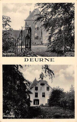 Ansichtkaart Deurne Klein Kasteel 1943 HC16804