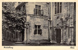 Ansichtkaart Middelburg Abdij HC16817