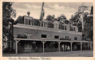 Ansichtkaart Ulvenhout Vacantie - Kindertehuis Rotterdam 1937 HC16822