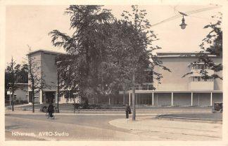 Ansichtkaart Hilversum AVRO - Studio Type fotokaart 1944 HC16862