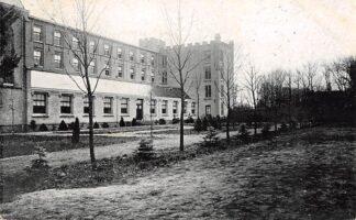 Ansichtkaart Noordwijkerhout Retraitehuis St. Clemens 1914 HC16868