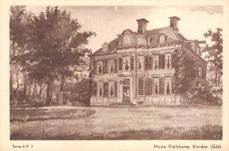 Ansichtkaart Vorden Huize Kiefskamp HC16878