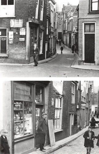 Ansichtkaart Zo was Dordrecht Riedijkstraat 1938 HC16934