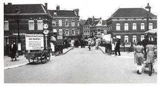 Ansichtkaart Zo was Dordrecht Spuibrug 1941 HC16950