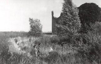 Ansichtkaart Zo was Dordrecht Ruine Huis te Merwe omstreeks 1930 HC16966
