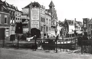 Ansichtkaart Zo was Dordrecht Taankade 1937 HC16973