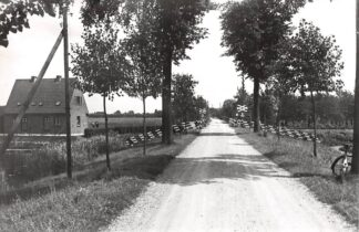 Ansichtkaart Zo was Dordrecht Overweg Oudedijk 1937 Spoorwegen HC16981