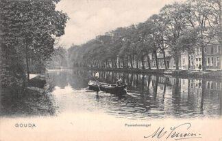 Ansichtkaart Gouda Fluweelensingel 1903 HC17073