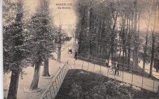 Ansichtkaart Maassluis De Wedde HC17176