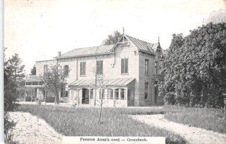 Ansichtkaart Groesbeek Pension Anna's Oord 1914 HC17196