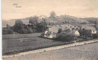 Ansichtkaart Beek (GD) bij Nijmegen Keteldal 1915 HC17211