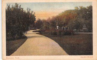 Ansichtkaart Harlingen Harmens Park 1919 HC17214