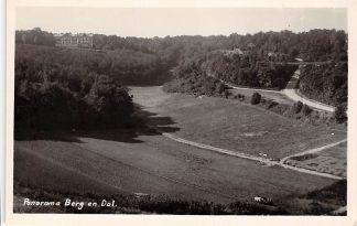 Ansichtkaart Berg en Dal Panorama Prachtige Newo fotokaart Nijmegen HC17228