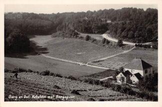 Ansichtkaart Berg en Dal Keteldal met Bergspoor Prachtige Newo fotokaart Nijmegen HC17231