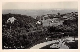 Ansichtkaart Berg en Dal Panorama Prachtige fotokaart Newo Nijmegen HC17232