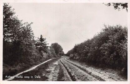 Ansichtkaart Aalten Holle weg in Dale 1954 HC17234