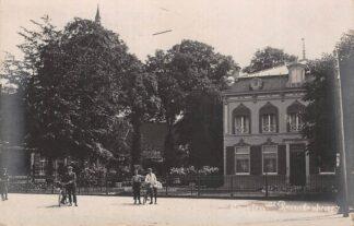Ansichtkaart Raamsdonksveer Groeten uit 1928 Prachtige fotokaart Geertruidenberg HC17235