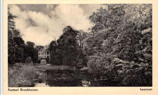 Ansichtkaart Leersum Kasteel Broekhuizen HC17237