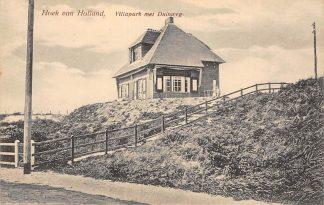 Ansichtkaart Hoek van Holland Villapark met Duinweg HC17345
