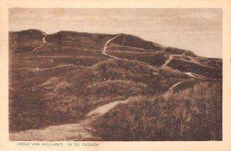 Ansichtkaart Hoek van Holland In de Duinen HC17352