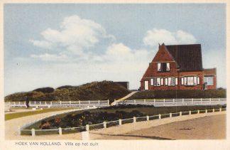 Ansichtkaart Hoek van Holland Villa op het duin HC17355