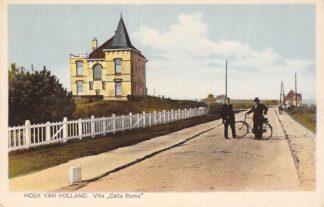 Ansichtkaart Hoek van Holland Villa Calla Rama HC17357