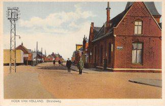 Ansichtkaart Hoek van Holland Strandweg HC17358