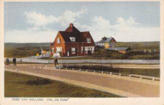 Ansichtkaart Hoek van Holland Villa De Distel HC17360