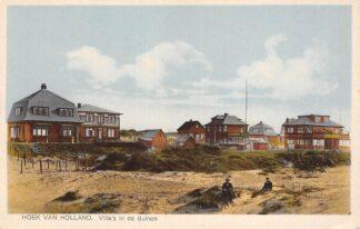 Ansichtkaart Hoek van Holland Villa's in de duinen HC17366