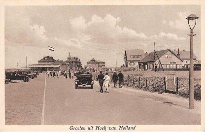 Ansichtkaart Hoek van Holland Groeten uit HC17370