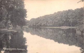 Ansichtkaart Enkhuizen Plantsoen 1926 HC17448