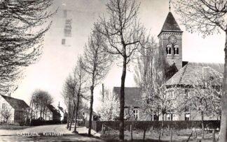 Ansichtkaart Casteren Kerkstraat 1962 Bladel HC17562