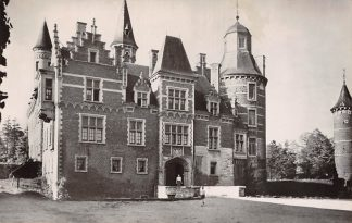 Ansichtkaart Mheer Limburg Kasteel Mheer 1949 HC17586
