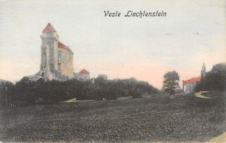 Ansichtkaart Zwitserland Feste Liechtenstein Schweiz Suisse Switzerland Europa HC17629