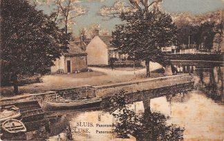 Ansichtkaart Sluis (ZL) Panorama Zeeuws-Vlaanderen HC17637