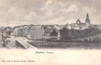 Ansichtkaart Heerlen Totaal HC17644