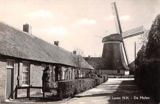 Ansichtkaart Laren (NH) De Molen 1961 HC17680