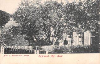 Ansichtkaart Schraard bij Witmarsum Friesland Gereformeerde Kerk HC17689