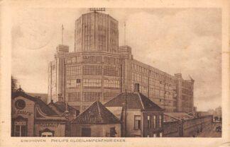 Ansichtkaart Eindhoven Philips Gloeilampenfabrieken 1930 HC17693
