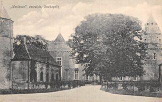 Ansichtkaart Oostkapelle Westhove Voorzijde 1921 Walcheren HC17702