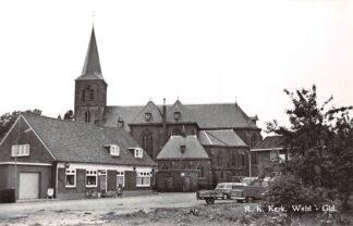 Ansichtkaart Wehl R.K. Kerk Doetinchem 1969 HC17710