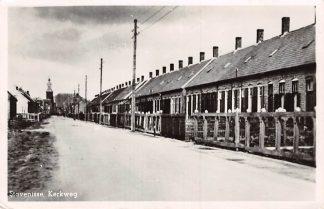 Ansichtkaart Stavenisse Kerkweg Tholen 1949 HC17711