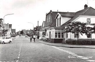 Ansichtkaart Gieten Stationsstraat 1967HC17718