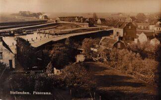 Ansichtkaart Stellendam Panorama Fotokaart Goeree-Overflakkee HC17719