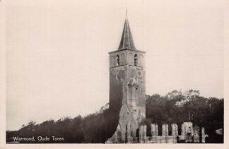 Ansichtkaart Warmond Oude Toren HC17722