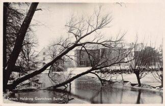 Ansichtkaart Zetten Heldring Gestichten Bethel in de winter Betuwe HC17726