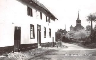 Ansichtkaart Epen Achter de Kerk HC17737