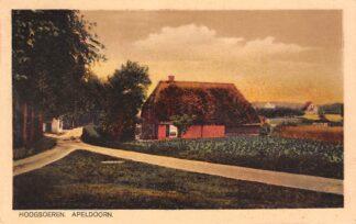 Ansichtkaart Hoog Soeren Apeldoorn HC17758